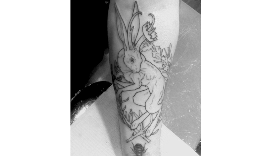 Tattoo, Abi Daniel, Hoarsefly