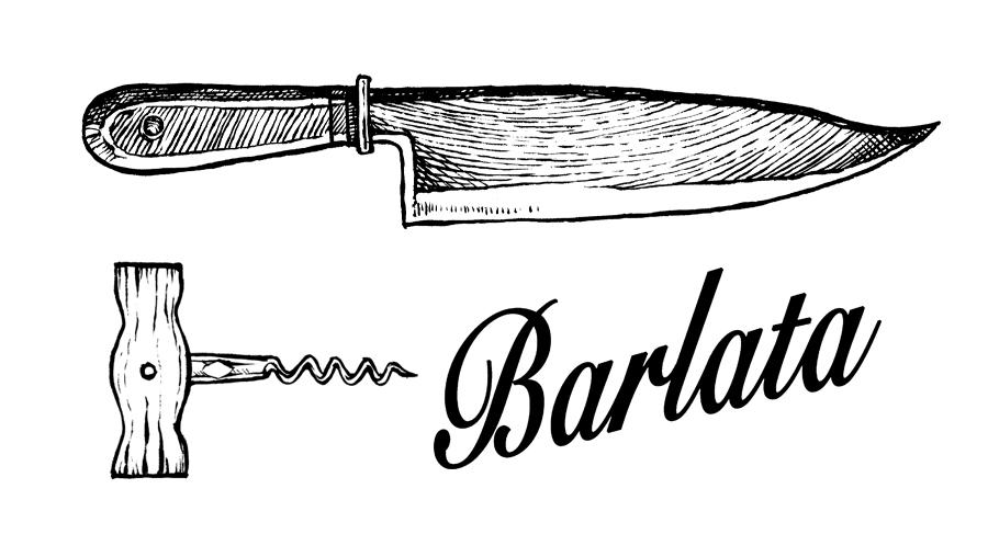 Barlata, Barlata Austin, Barlata Tapas, Abi Daniel, AbiDaniel, Hoarsefly, Tapas, screen print